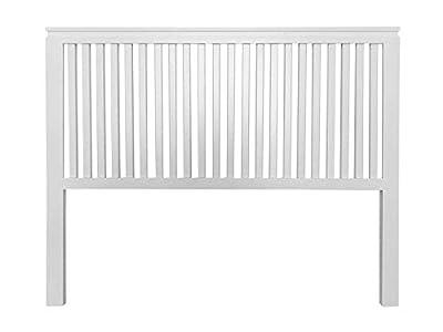 materiales: madera maciza de pino insigni medidas: 115x120x3 (ancho alto grueso) acabado: blanco satinado fabricacion artesanal