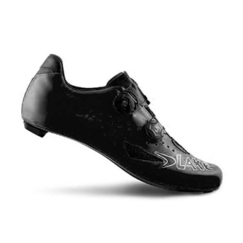 Lake Cx237, Unisex Adult Cycling Shoes, Unisex_Adult, L3009576, Black, 39