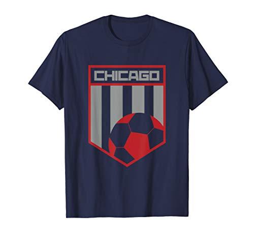 Chicago Soccer Jersey Style United Football Men Women Kids T-Shirt
