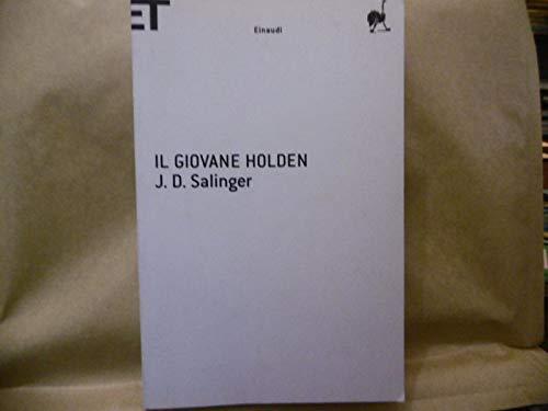J.D.SALINGER IL GIOVANE HOLDEN EINAUDI 2014