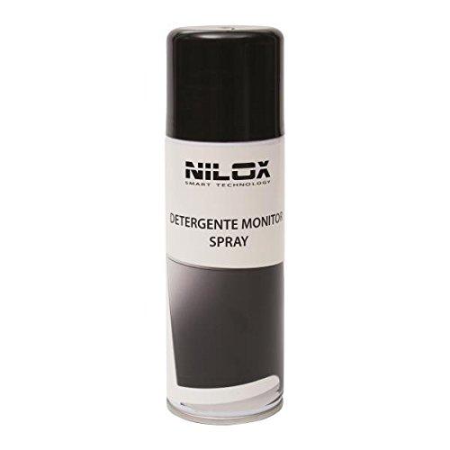 Nilox NXA01027 Schiuma Spray Detergente per Tutti i Tipi di Schermi