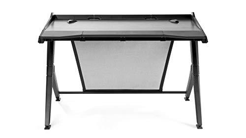 DXRacer Gaming Tisch GD-1000-N Schreibtisch, Bürotisch, Schwarz
