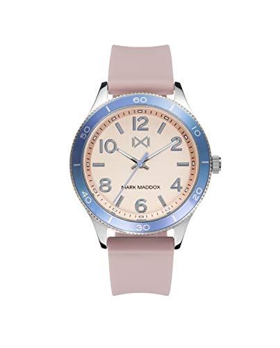 Reloj Acero Y Aluminio Correa Sra MM