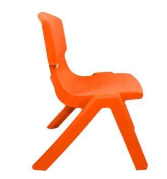 DUE ESSE Sedia per Bambini, Arancio, Multicolore, Taglia Unica