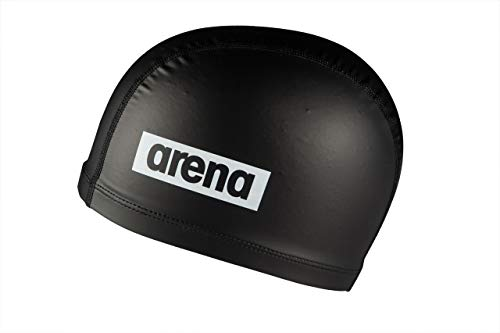 Arena Light Sensation II, Cuffia Unisex Adulto, Nero (Black), Taglia Unica