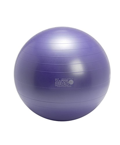 GYMNIC Plus 65 Gymnastikball, Violett