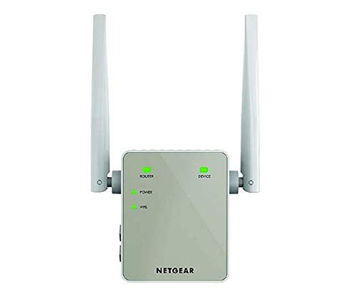 NETGEAR WiFi Booster Range Extender - Covers up to 1200 sq...