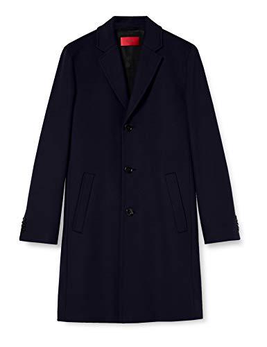 HUGO Herren Dress Coat Malte2041, Dark Blue (405), 50
