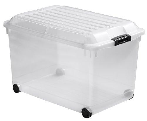 CURVER |Boîte de rangement Jumbo Multibox avec...