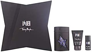 Thierry Mugler Angel Set for Men - 100 ml Eau de Toilette+ 50 ml Shaving Gel + 20 ml Deo Stick
