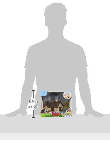Plastoy -Asterix-Obelix´S House + 2 Figures 4
