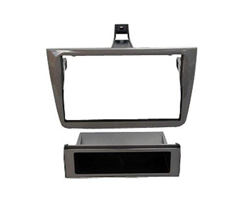 Autoleads FP-09-08 Adaptateur de façade d'autoradio Single DIN pour Alfa Mito Noir