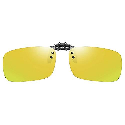 MGWA Gafas de Sol Gafas De Sol Clásicas, Retro, Plegables, De Metal, Doradas/Azules/Verdes/Plateadas, Y Mujeres con Gafas De Sol Polarizadas. (Color : Gold)