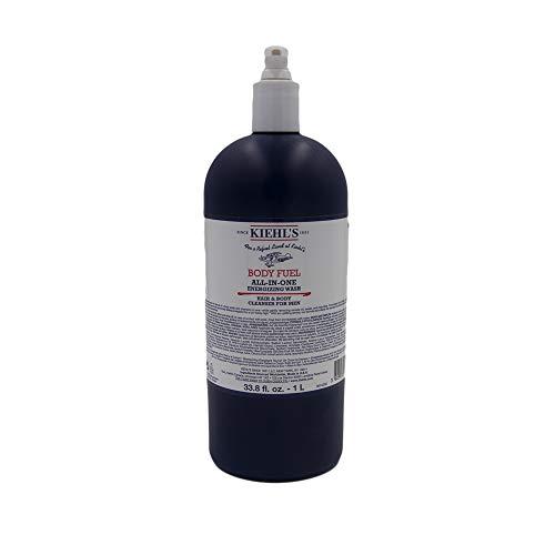 Kiehl's Body Fuel All-in-One Energizing Wash homme/man Duschgel, 1000 ml