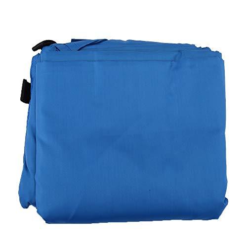 Mxtech Toldo Impermeable para Lluvia, toldo, toldo, toldo, toldo, toldo, toldo, toldo, toldo para Camping, para Acampar y Viajar(Blue)