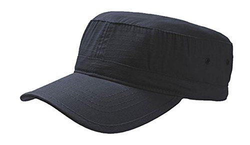 noTrash2003 Baumwoll Army Cap Cotton Urban Military Cap Kappe Mütze Armycap Havanna