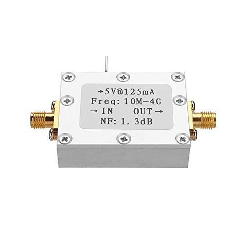 NB YULUBAIHUO Ultra Amplificador de bajo Ruido LNA Alta linealidad 21dB 10M-4G...