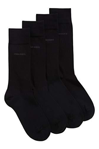 BOSS RS Uni CC Calcetines, Negro (Black 001), 39/42 (Talla del fabricante:...