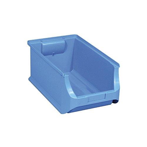 ProfiPlus Lager-Box | Stapelbox | Gr.4 blau 355x205x150mm