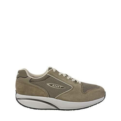 MBT Herren MBT-1997 Classic M Sneaker, grün, 44 EU