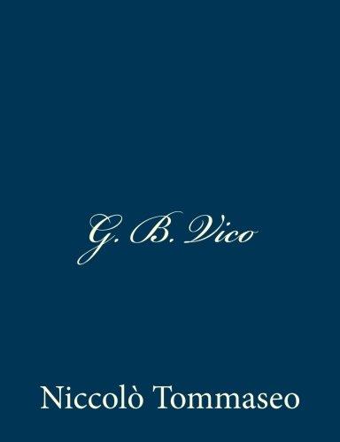 G. B. Vico
