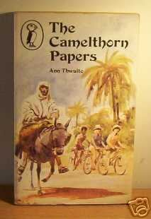 Paperback The Camelthorn Papers (Puffin Books) Book