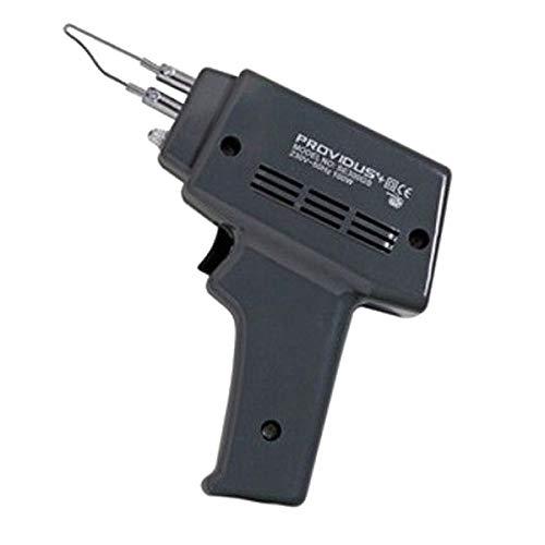 Pistolet à souder électrique 100W-fer à souder électronique instantané-Lampe intégrée soudure étain-pate à souder-étain-panne
