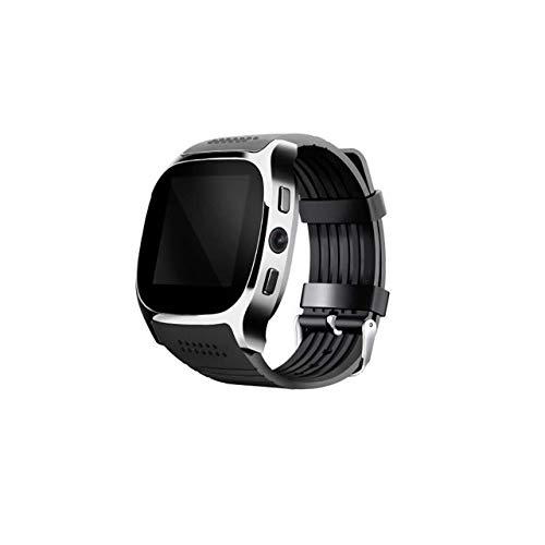 Smartwatch T8 Mode Persönlichkeit Smart Card Telefon Uhr Sport Pedometer Smart Wear Uhr Android Uhr for Männer und Frauen Mode tragbar