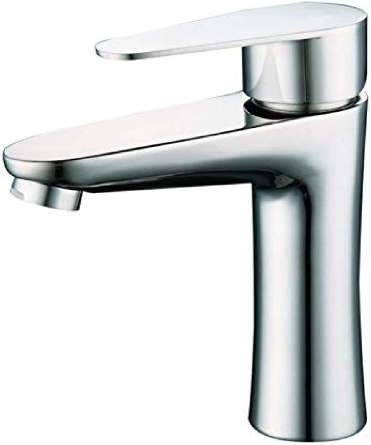 Sink Faucet Stainless Steel Washbasin Faucet Washbasin Faucet Wash Basin Hot and Cold Water Faucet