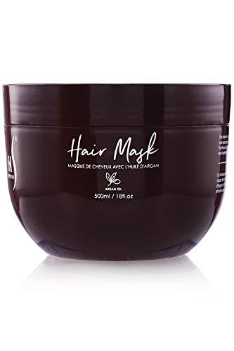 HerStyler Argan Oil Hair Mask 18 fl.oz / 500 ml
