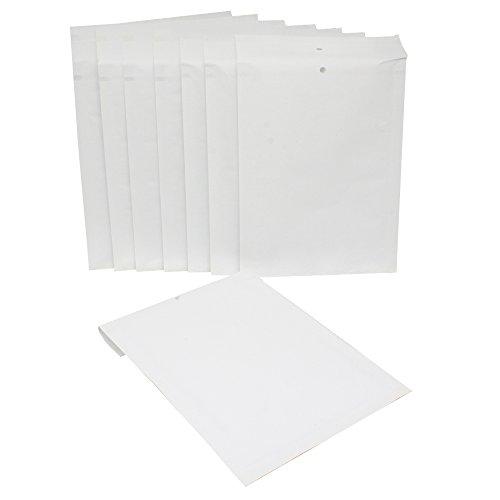 20 Stück C3 Luftpolstertaschen C/3 230mm x 170 mm Weiß ohne Aufdruck Versandtasche zum verpacken Umschläge Briefumschlag mit Polster