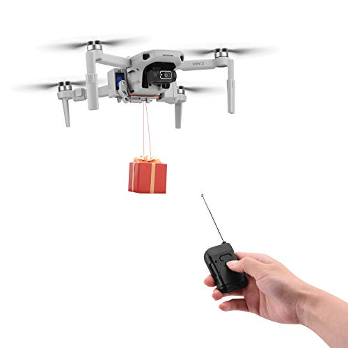 Airdrop Device for Mavic Mini/Mini 2 Drone Accessories Payload Delivery Transport Device Fishing...