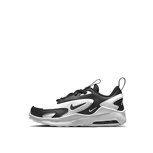 Nike Air MAX Bolt, Zapatillas de Running, Blanco, Negro y Blanco, 34 EU