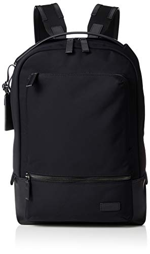 Tumi Harrison, Bates backpack, 14'laptop, Black Nylon, 066011D