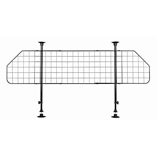 Trixie 1325 Auto-Gitter, Breite: 125–140 cm Höhe: 63–135 cm, schwarz