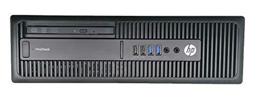 HP ProDesk 600 G2 - i3-6100 @ 3,70 GHz, 4 GB, disco duro de 500 GB, DVDRW, Win10