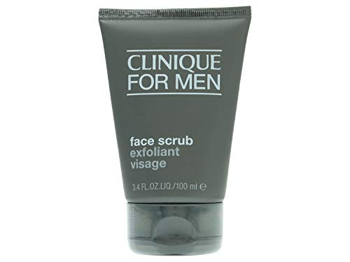Clinique For Men Face Scrub Gesichtspeeling, 100 ml