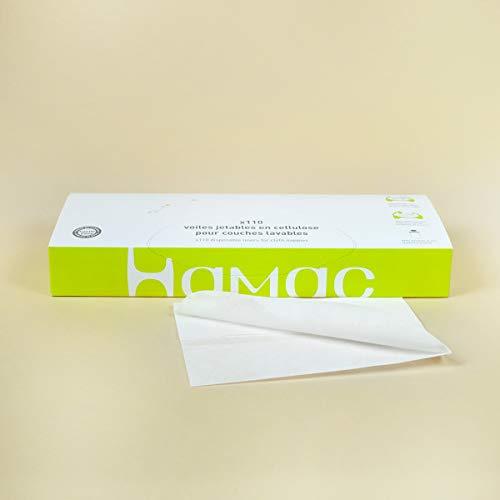 Hamac - Voile jetable de protection pour couche lavable (x110)