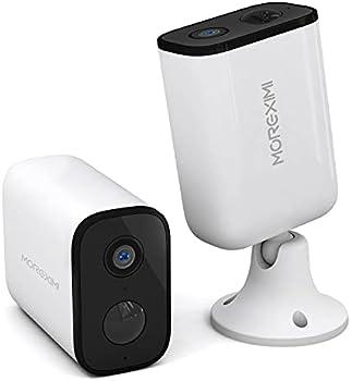 Moreximi Outdoor Wireless Security Cameras