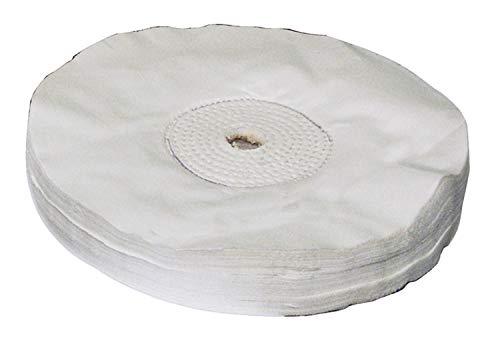 Optimum Schleifscheiben aus weicher Baumwolle Ø 250mm