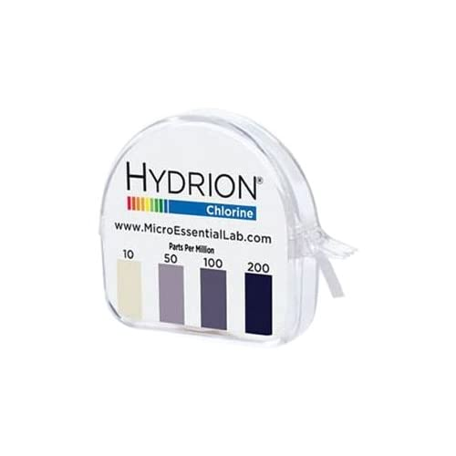 Thinking of you hydrion test strips