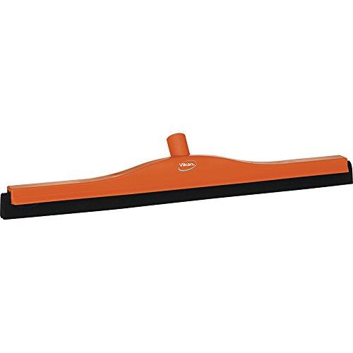 Vikan vervangcassette voor raamtrekker, met vaste reinigingskop, polypropyleen schuimrubber, 7754, oranje, 1