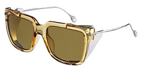 Gucci Gafas Sol 3738/SN0R1T54_R1T 54 mm Beige/Metal