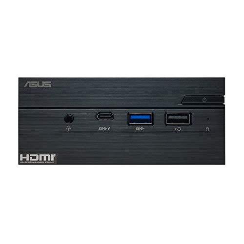 ASUS PN60 Business Mini Desktop - 8th Generation Intel Core i3-8130U up to 3.40 GHz Processor, 8GB DDR4 2400 MHz Memory, 1TB SATA Hard Drive, Intel UHD Graphics 620, Windows 10 Pro (64-bit)