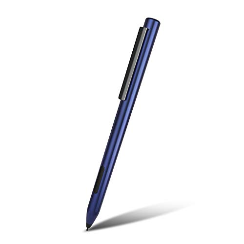 Stylus Pen for Surface - Stylus Pen with 1024 Levels of Pressure Sensitivity for Microsoft Surface Pro, Surface Go, Surface Book, Surface Laptop Including AAAA Battery & 2 Pen Tips