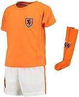 Oranje dames voetbaltenue - holland tenue - shirt/broek/sokken - leeuwinnen