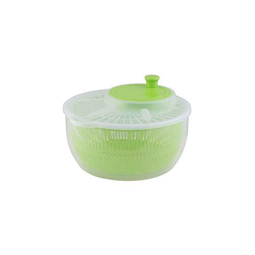 Salatschleuder, Kunststoff, grün