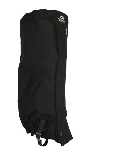 Mountain Equipment Herren Gaiter Glacier Gamaschen, Black, regular