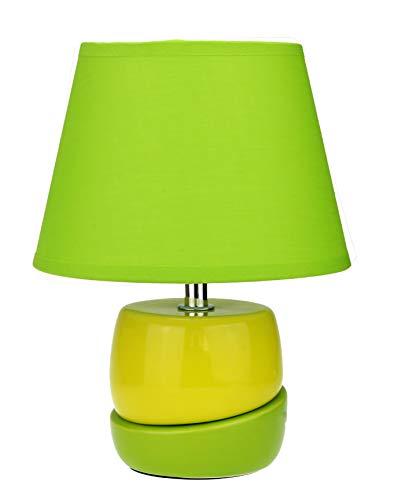 Tischlampe/Nachttischlampe / Tischleuchte aus Keramik