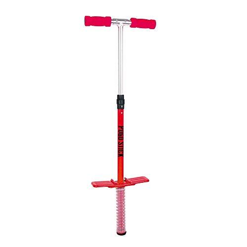 Small Foot 9507 Pogo Stick Variable en métal, bâton Sauteur pour Un Amusement Sportif, Poids Max. 50 kg, pour Enfants à partir de 5 Ans